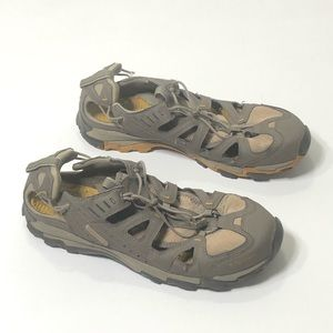 Men's Size 14 Columbia Titanium Hiking Shoes